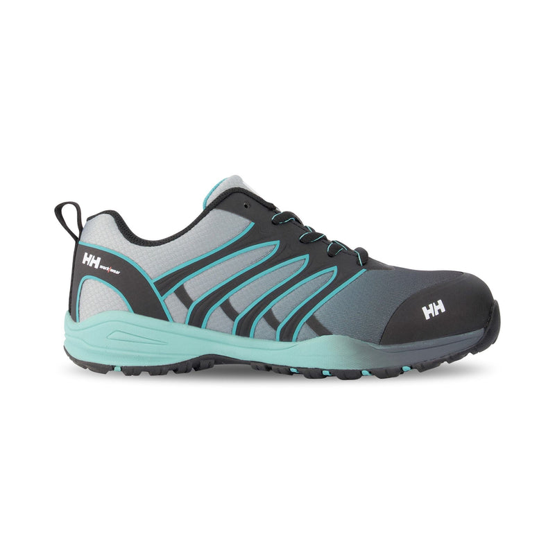 Women's Athletic Safety Work Shoes Aluminum Toe Composite Plated ...