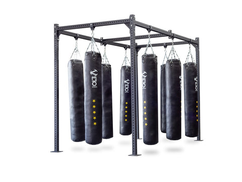 MULTI STATION HEAVY BAG RACK
