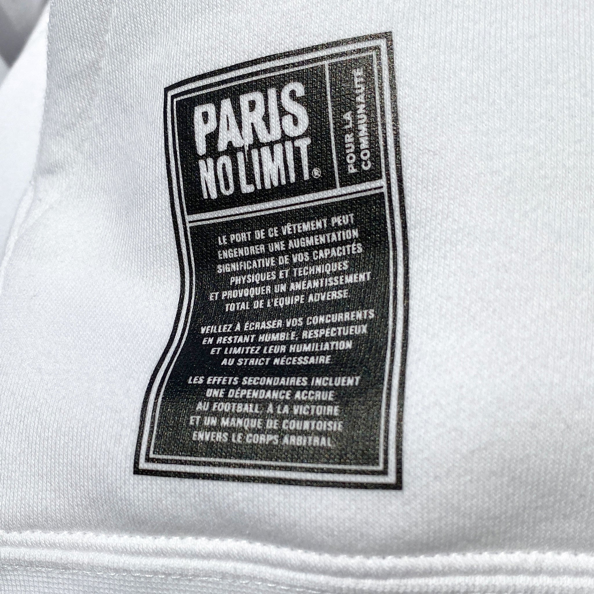 Sweat Capuche Grand Paris - 92 - parisnolimit