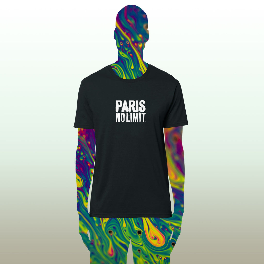 T-shirt Logo - parisnolimit