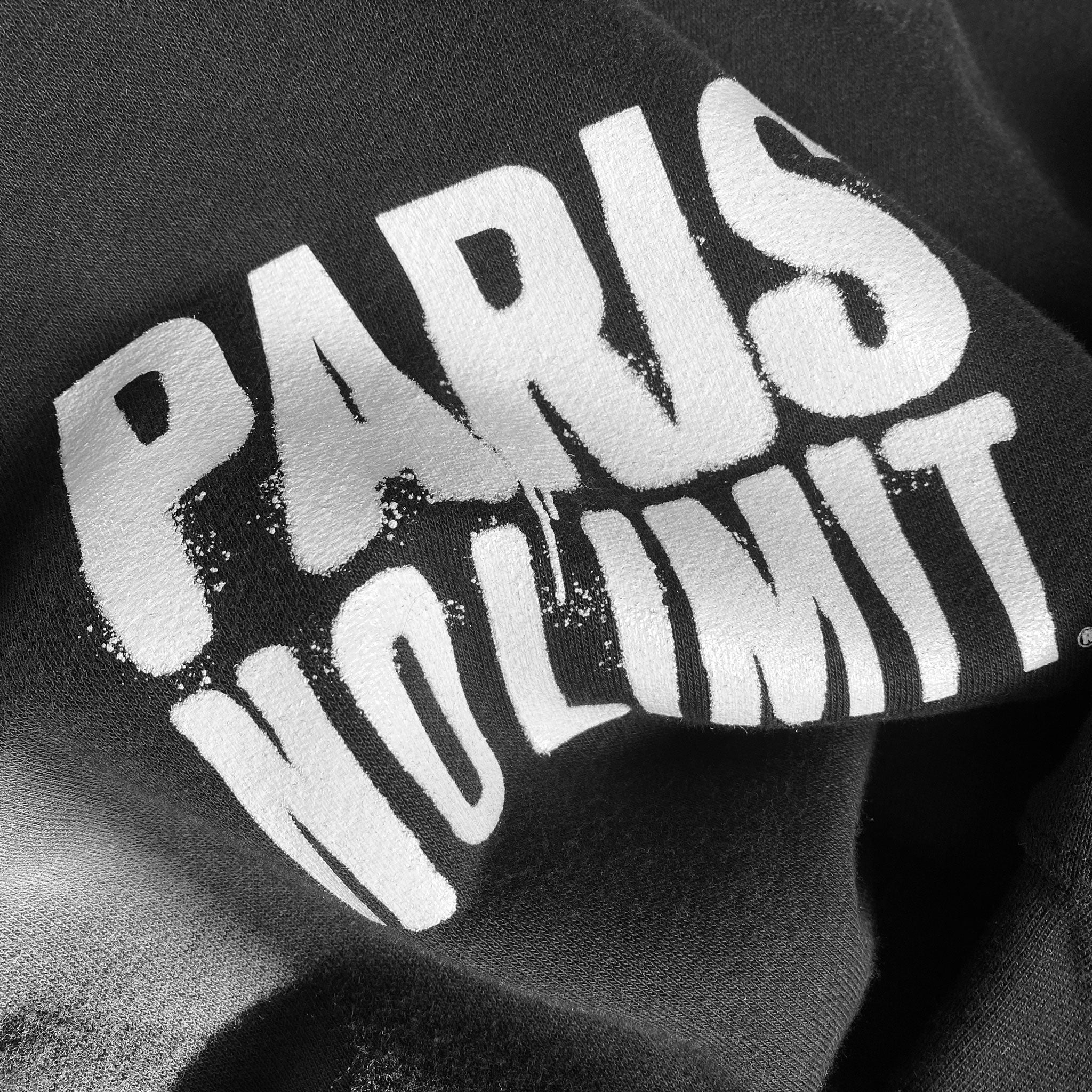 Sweat Capuche Logo - parisnolimit