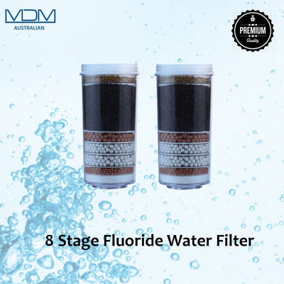 Aimex MDM Water Filter Fluoride Reduction 8 Stage X 2 - MDMAustralian