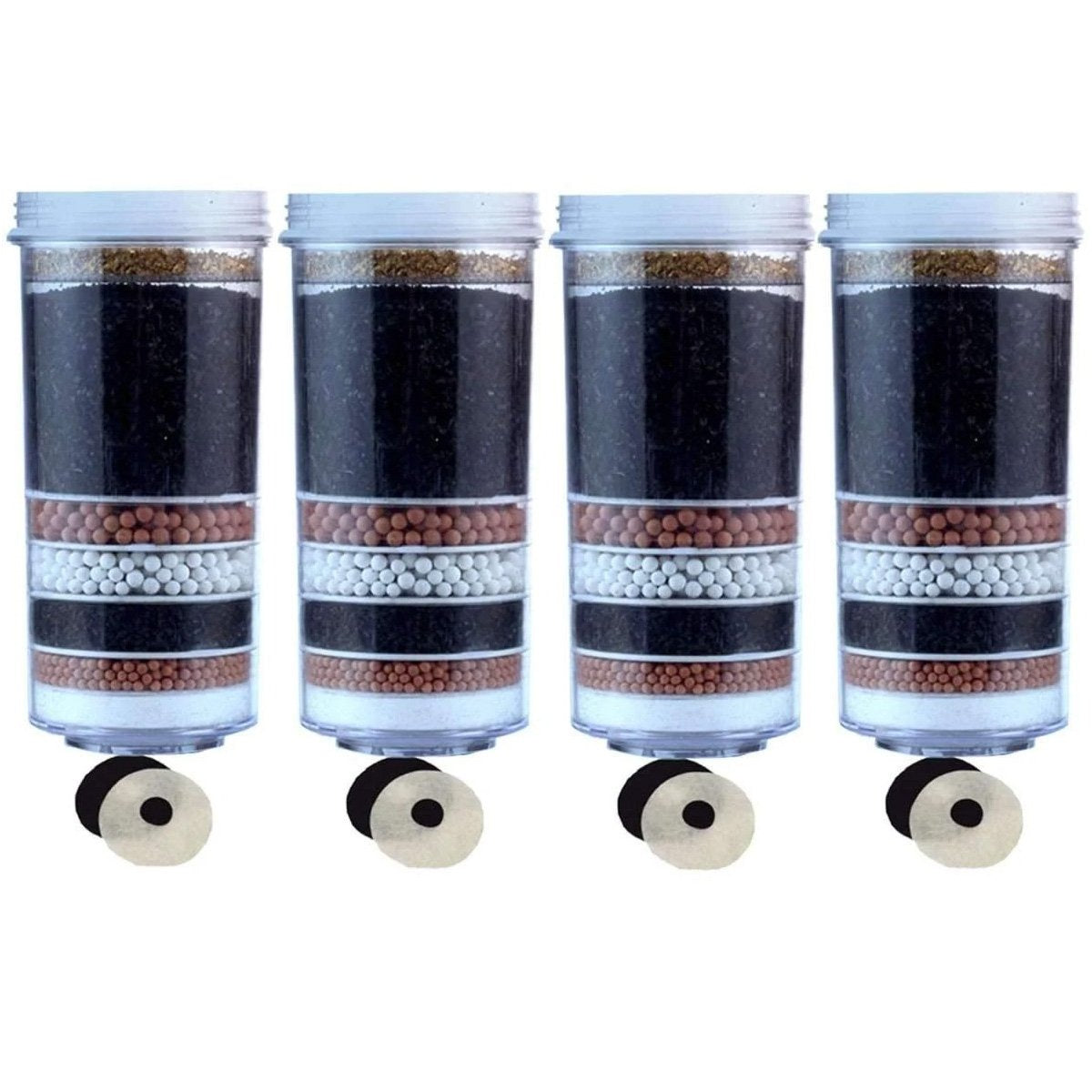 Aimex Water Filter 8 Stage Cartridge Activated Charcoal Ceramic Replacement Filter - MDMAustralian