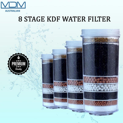 8 Stage Aimex Water Filter 4  Saving Pack - MDMAustralian