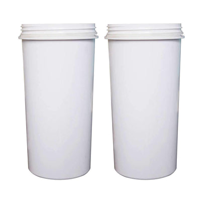 8 Stage Water Filter Cartridge White Body Two Pack