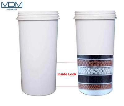 Algae Shield Aimex MDM Water Filter 2 Pack