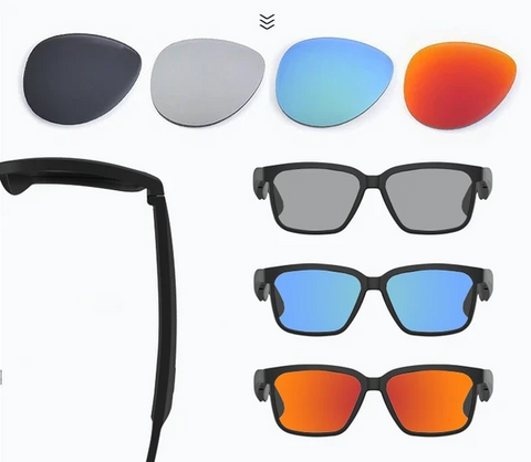 Bluetooth Audio Smart Sunglasses