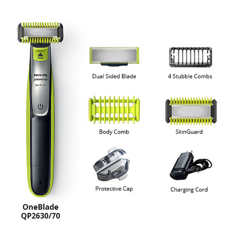 electric face trimmer