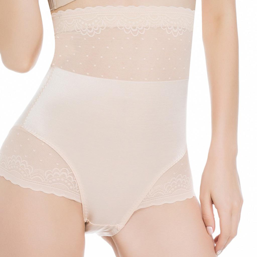 Lace Bottom Pant No Trace High-waist Bottom Underwear