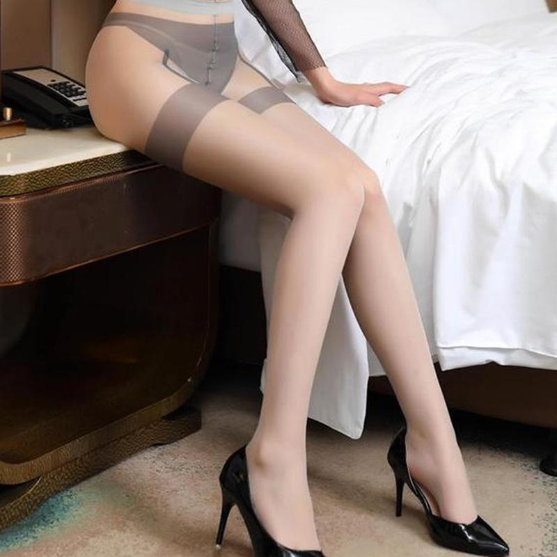 Garter Panties Suit Pantyhose