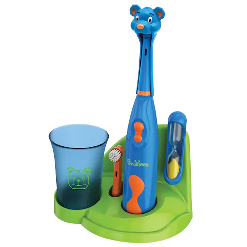 Brusheez Kids Electronic Toothbrush Set