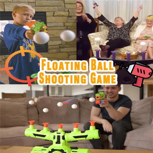 Floating Ball Shooting Game--Party Game