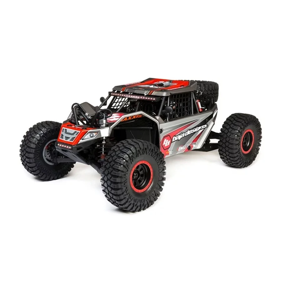 1/14 Super Rock Rey 4WD Brushless Rock Racer RTR