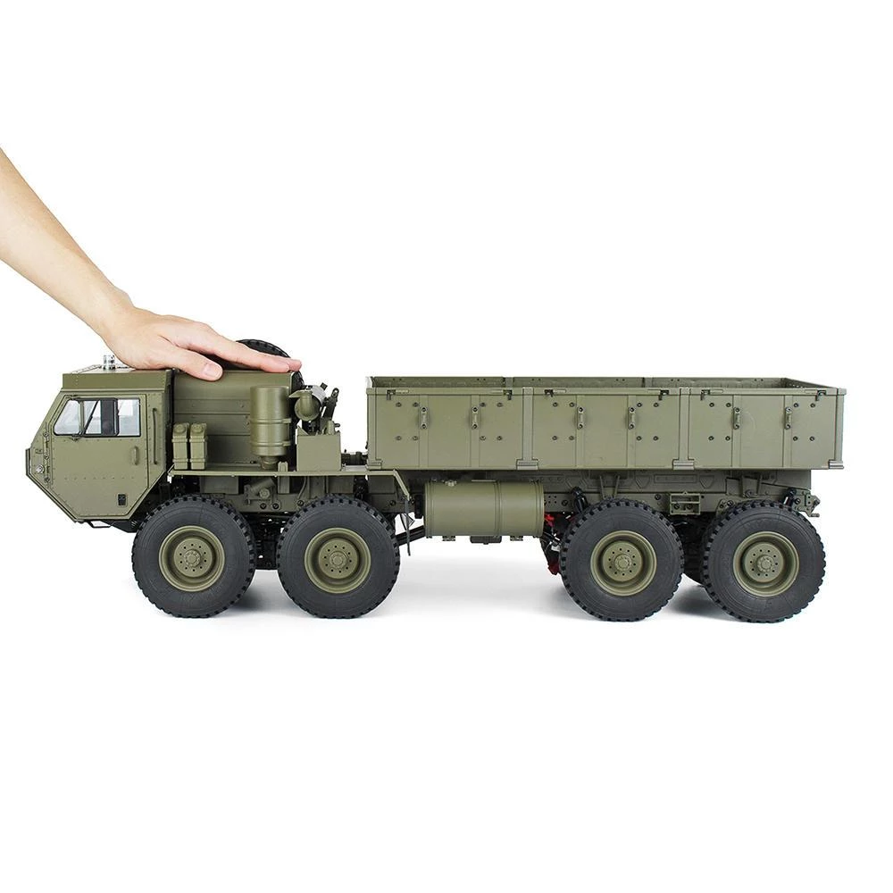 2.4G 8X8 M983 remote control car US Army military truck