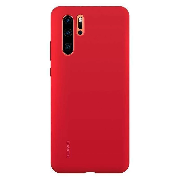 Luxury Original Official Liquid Silicone LOGO Case For Huawei P30 P30Pro P20 P20Pro Mate20 Mate 20Pro Mate 20X