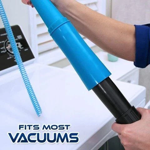 Hot sale!!!Lint Lizard Vacuum Hose Attachment by BulbHead-Power Clean Behind Appliance