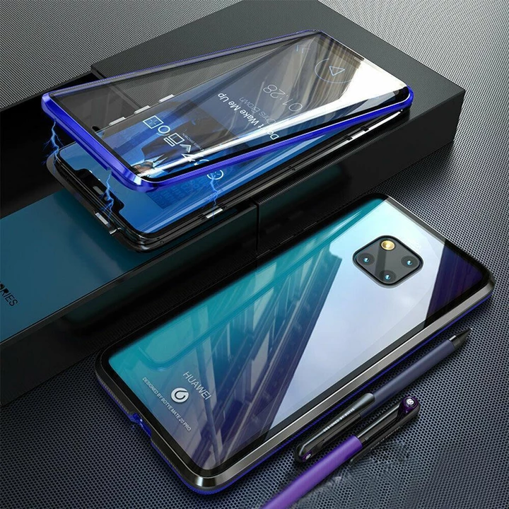 Magnetic Adsorption Case for Huawei Mate20/ Mate20 Pro/ Mate20 Lite