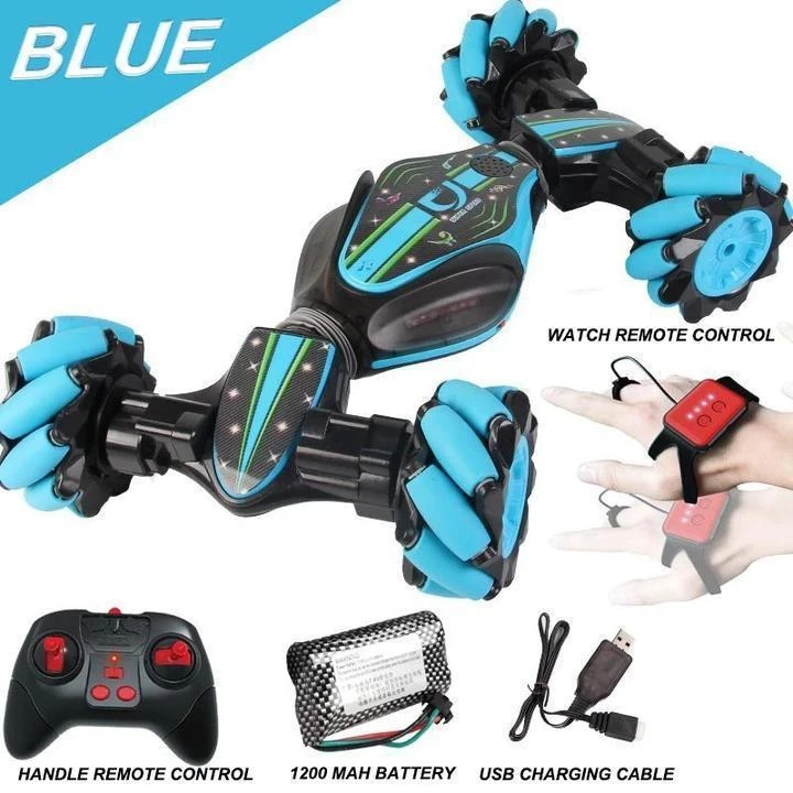 Chrismas Gifts Gesture Control Double Stunt Car