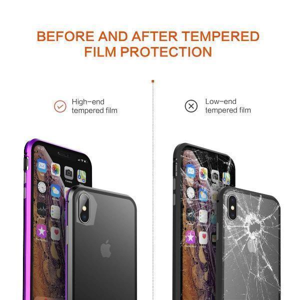 Magnetic Adsorption Case for iPhone X/Xs /Xs Max