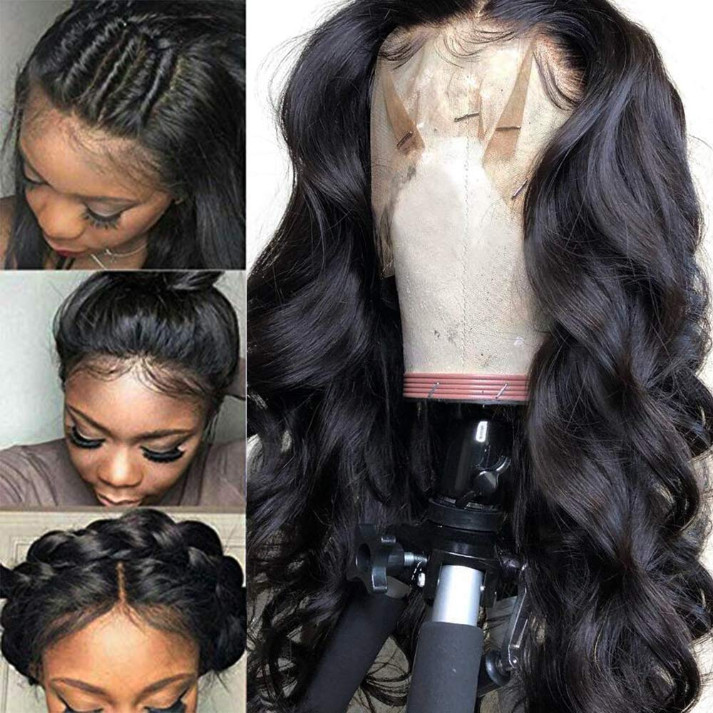 Malaysian Natural Wave Lace Wigs