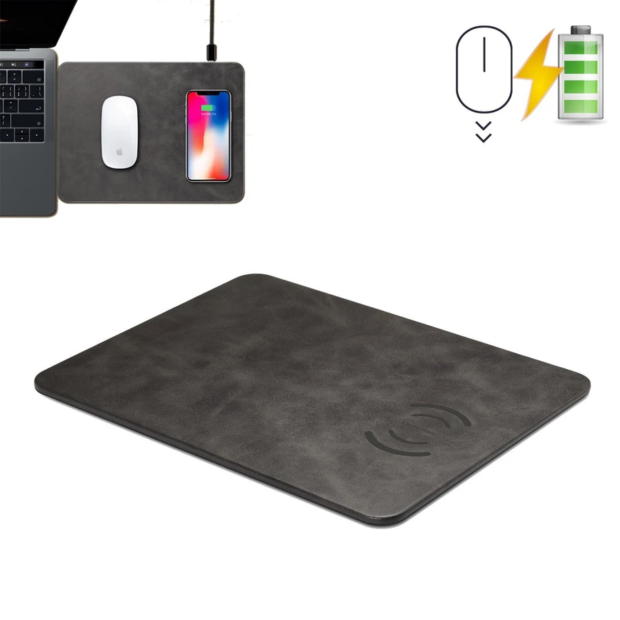 Wirelss Charging Mouse Pad