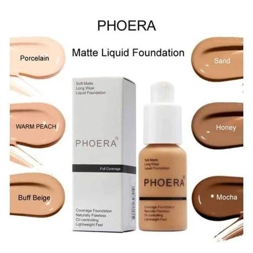 Lasting High Coverage Makeup Foundation Conceal Cream