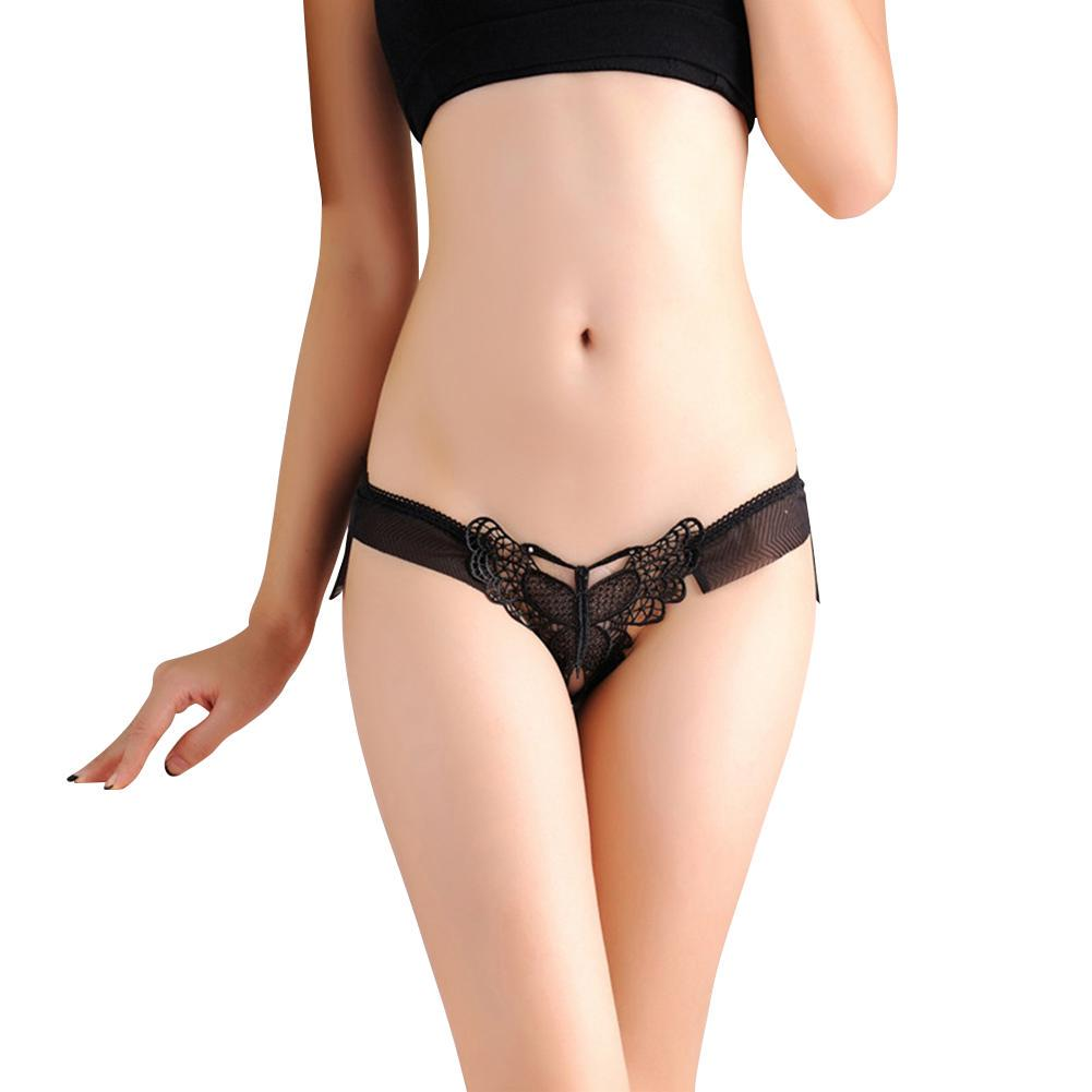 Low Waist Breathable Temptation
