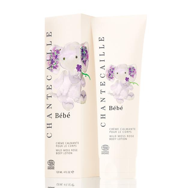 Wild Moss Rose Body Lotion  | Bebe