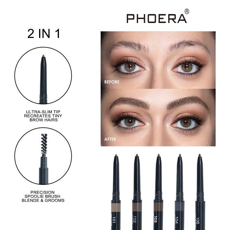 2in1 Eyebrow Pencil