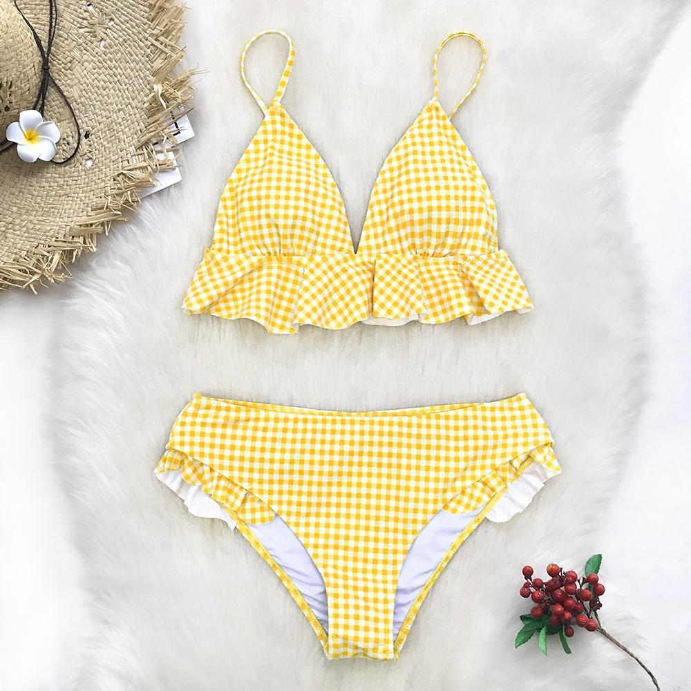 Sweet Two Pieces Swimsuits