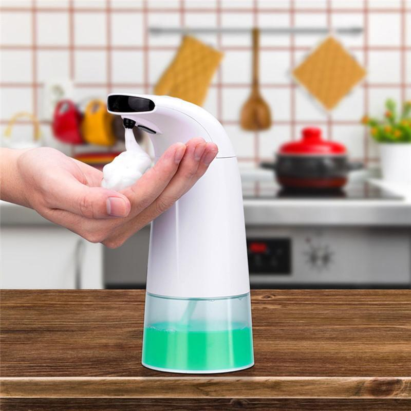 Hand Bathroom Cleansing Devices  Xiaowei Intelligent Touchless Soap Dispenser