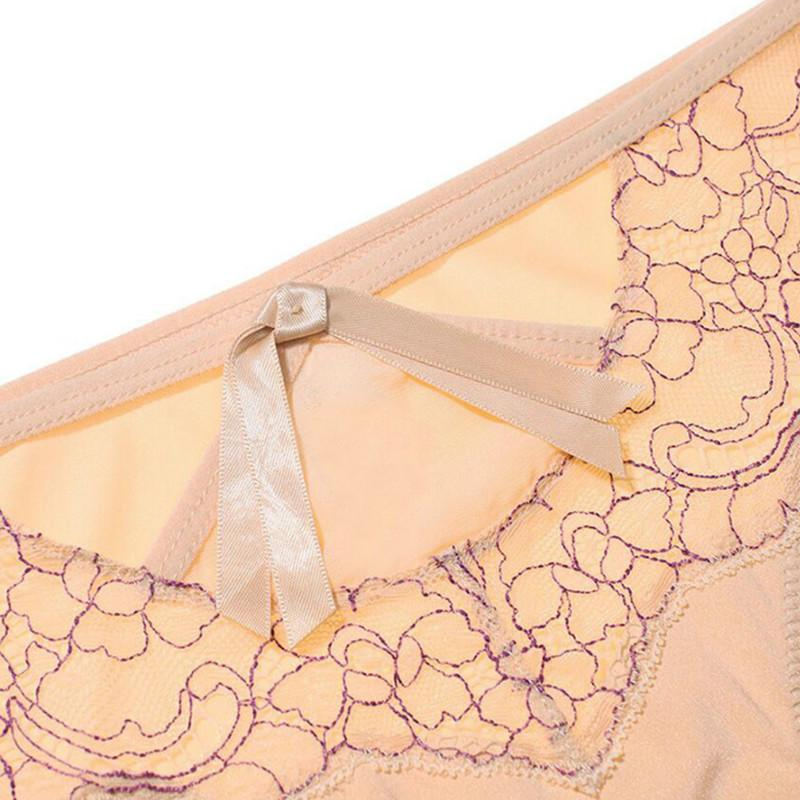 Lace Hollow Out Underwear Briefs
