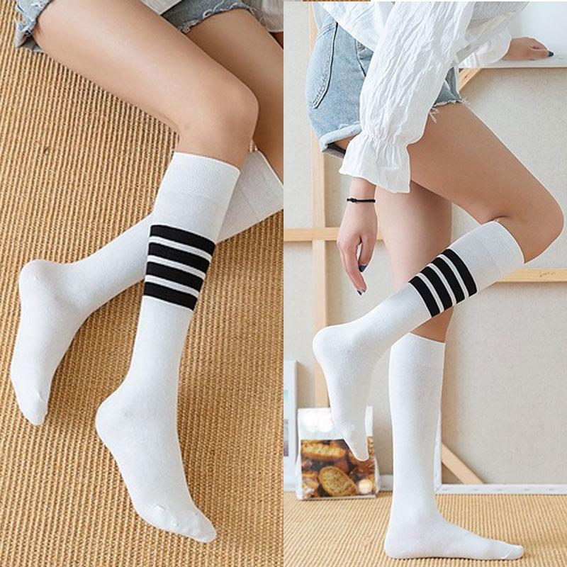 Fashion Stockings Wild Stripes Leg Stockings
