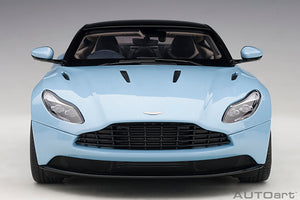 ASTON MARTIN DB11 (Q FROSTED GLASS BLUE )
