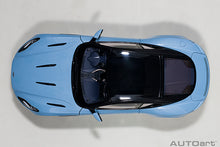 Load image into Gallery viewer, ASTON MARTIN DB11 (Q FROSTED GLASS BLUE )