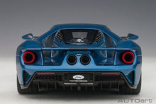 Load image into Gallery viewer, FORD GT 2017 (LIQUID BLUE)