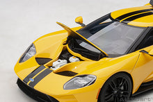 Load image into Gallery viewer, FORD GT 2017 (TRIPLE YELLOW/BLACK STRIPES)