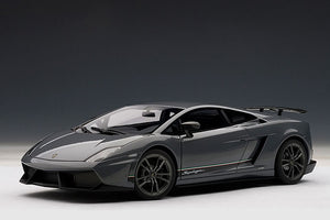 LAMBORGHINI GALLARDO LP570-4 SUPERLEGGERA (GRIGIO TELESTO/METALLIC GREY)
