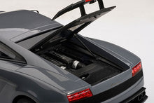Load image into Gallery viewer, LAMBORGHINI GALLARDO LP570-4 SUPERLEGGERA (GRIGIO TELESTO/METALLIC GREY)