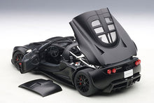 Load image into Gallery viewer, HENNESSEY VENOM GT SPYDER (MATT CARBON BLACK)