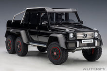 Load image into Gallery viewer, MERCEDES-BENZ G63 AMG 6x6 (GLOSS BLACK)