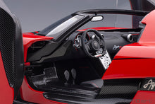 Load image into Gallery viewer, KOENIGSEGG AGERA RS (CHILLI RED/CARBON BLACK/BLACK ACCENTS)