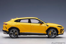 Load image into Gallery viewer, LAMBORGHINI URUS (GIALLO AUGE/SOLID YELLOW)