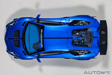 Load image into Gallery viewer, PRE-ORDER...LIBERTY WALK LB-WORKS LAMBORGHINI AVENTADOR LIMITED EDITION (HYPER BLUE)
