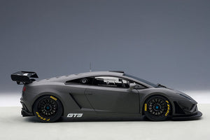 LAMBORGHINI GALLARDO GT3 FL2 2013(DARK GREY)(2 DOOR OPENINGS)