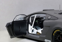 Load image into Gallery viewer, LAMBORGHINI GALLARDO GT3 FL2 2013(DARK GREY)(2 DOOR OPENINGS)