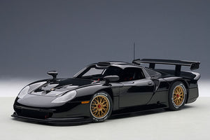 PORSCHE 911 GT1 1997 PLAIN BODY VERSION (BLACK)