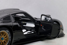 Load image into Gallery viewer, PORSCHE 911 GT1 1997 PLAIN BODY VERSION (BLACK)