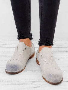 Distressed Casual Shoes