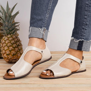 Fashion Fish Mouth Open Toe Sandal